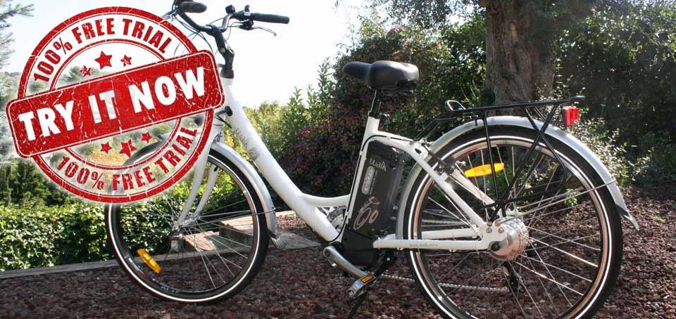 Prova gratis una e-bike UUALK